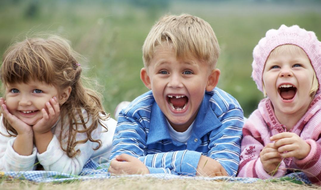 L'apprentissage de l'humour chez l'enfant